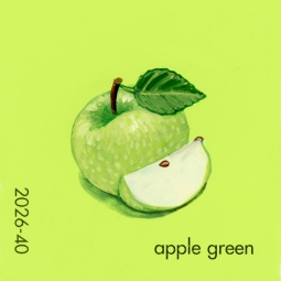 apple green384