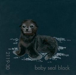 baby seal black600