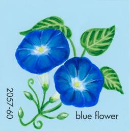 blue flower697