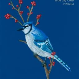 blue jay crest568