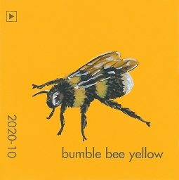 bumble bee yellow1