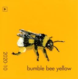 bumble bee yellow1272
