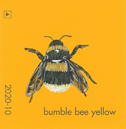 bumble bee yellow2