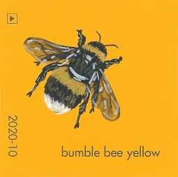 bumble bee yellow3