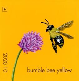 bumble bee yellow3274