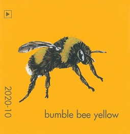 bumble bee yellow4