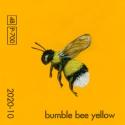 bumble bee yellow718