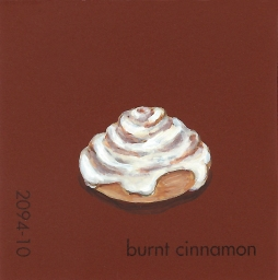 burnt cinnamon