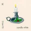 candle white608