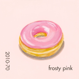 frosty pink699