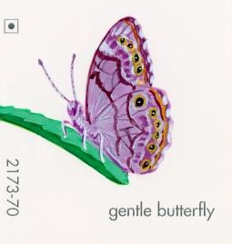 gentle butterfly329