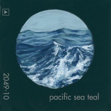 pacific sea teal 586