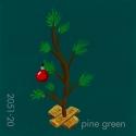 pine green610