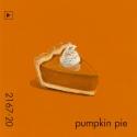 pumpkin pie605