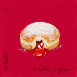raspberry glaze314