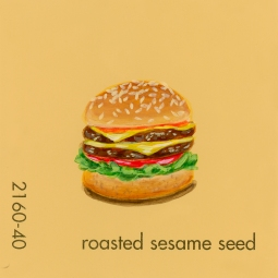 roasted sesame seed655
