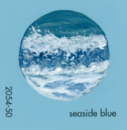 seaside blue506