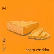 sharp cheddar582