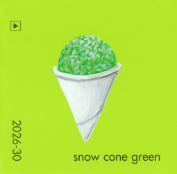 snow cone green650