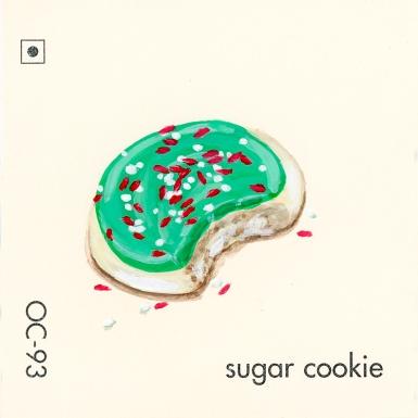 sugar cookie612