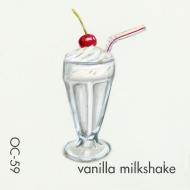 vanilla milkshake740