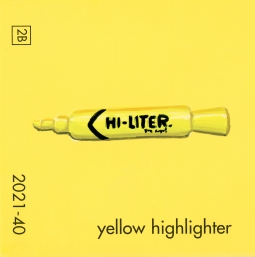 yellow highlighter351