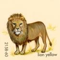 lion yellow754