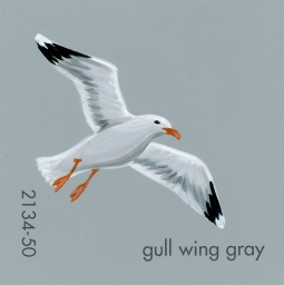 gull wing gray821