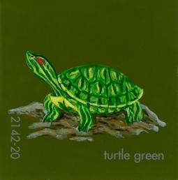 turtle green829