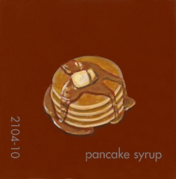 pancake syrup857