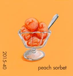 peach sorbet861