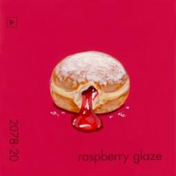 raspberry glaze874