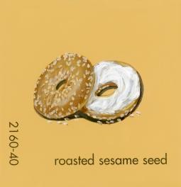 roasted sesame seed858