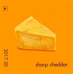 sharp cheddar911