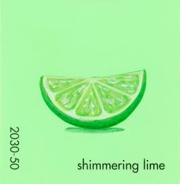 shimmering lime888