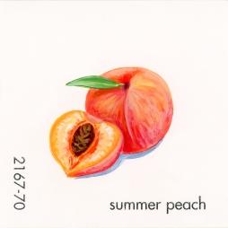 summer peach883