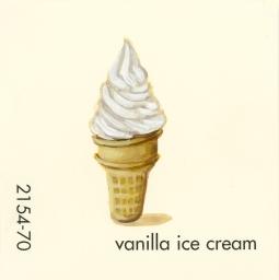vanilla ice cream838