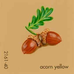 acorn yellow025