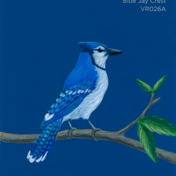 blue jay crest966