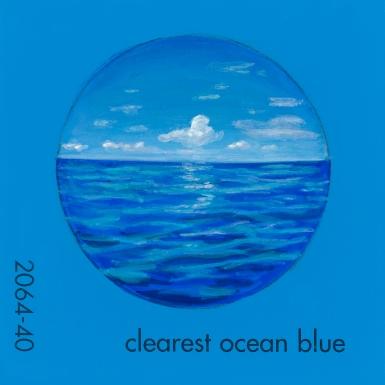 clearest ocean blue841