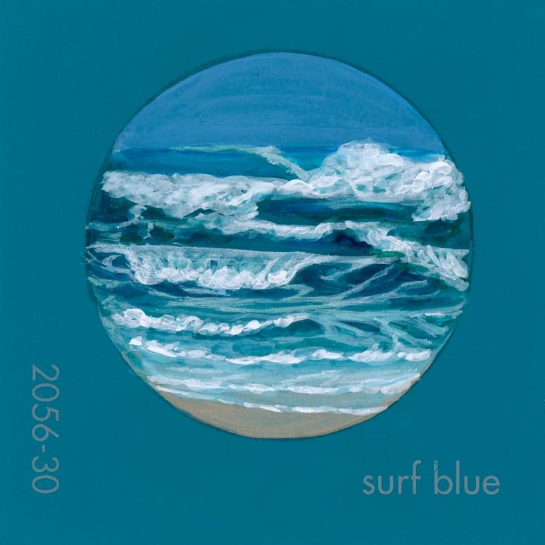 surf blue865
