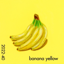 banana yellow104