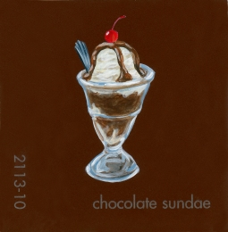 chocolate sundae134