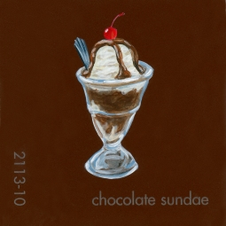 chocolate sundae134