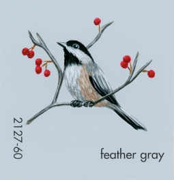 feather gray184