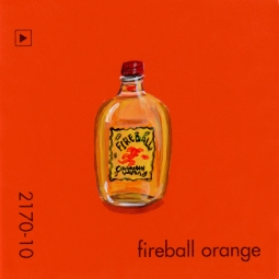 fireball orange147