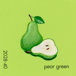 pear green076