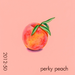 perky peach078