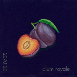 plum royale074