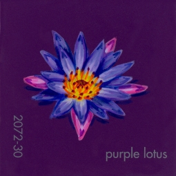 purple lotus218